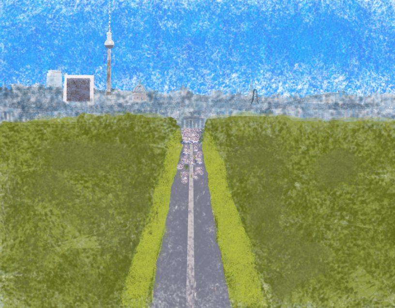 20000 Zählen lernen. Handgemalt mit Photoshop von Joe Freiburg. Veröffentlicht auf www.geilemathe.de