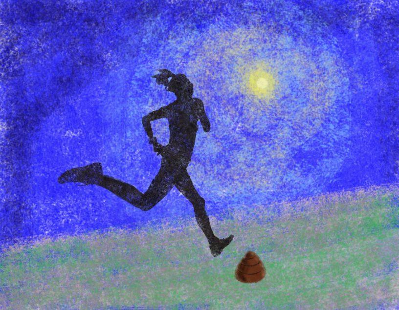 Ausgerechnet ich. Handgemalt mit Photoshop von Joe Freiburg. Veröffentlicht auf www.geilemathe.de